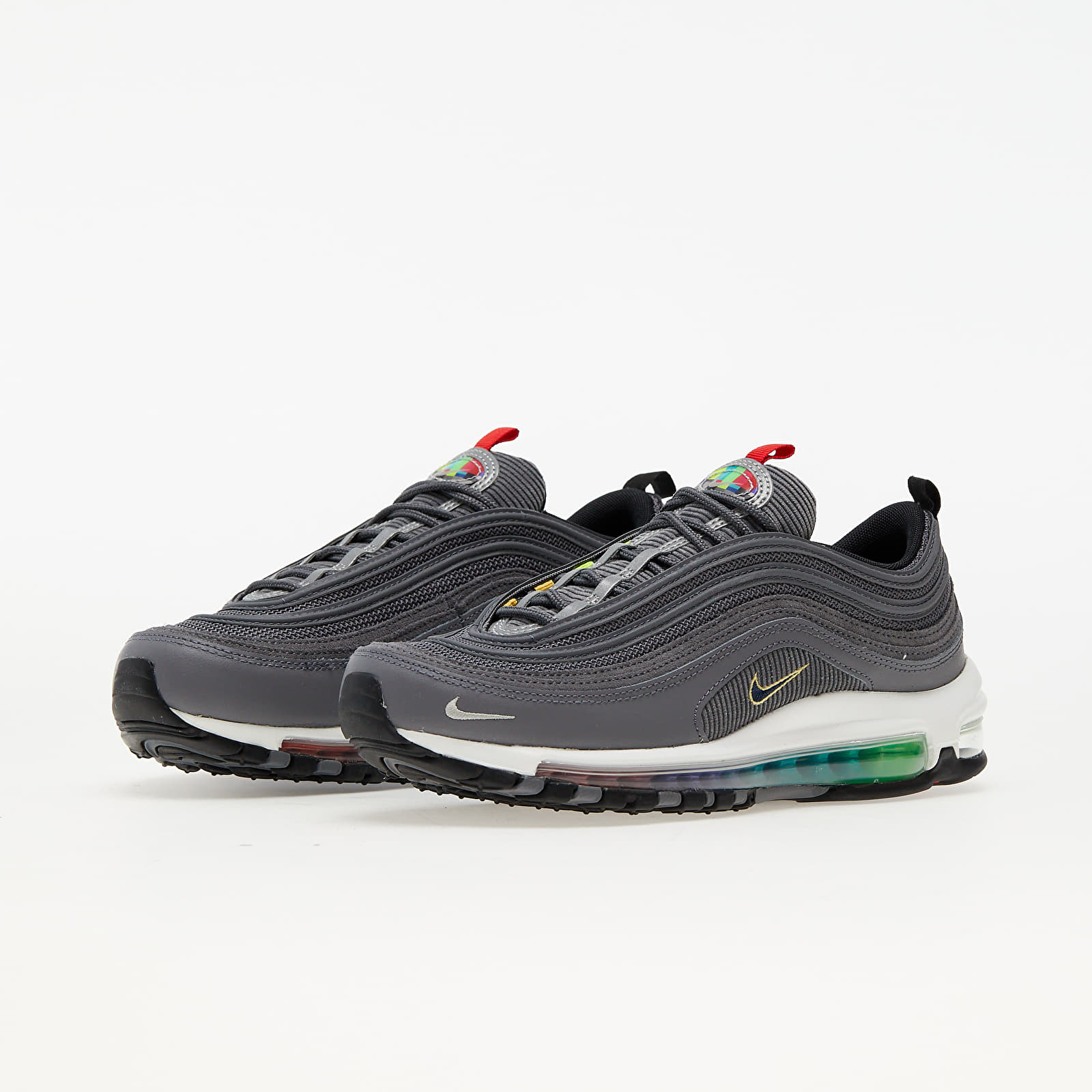 Nike Air Max 97 SE Lt Graphite/ Obsidian-Black | Footshop