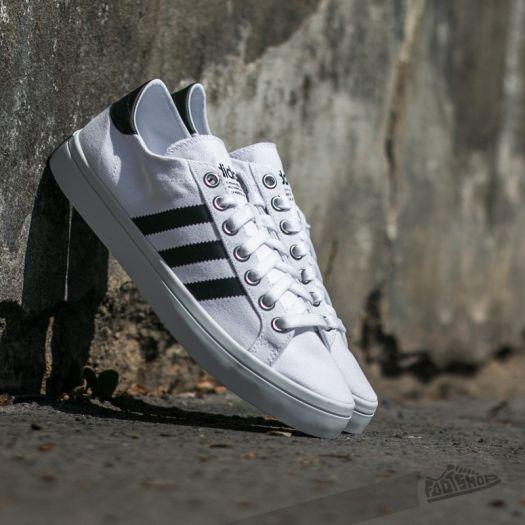 adidas CourtVantage Ftw White Core Black Metalic Silver