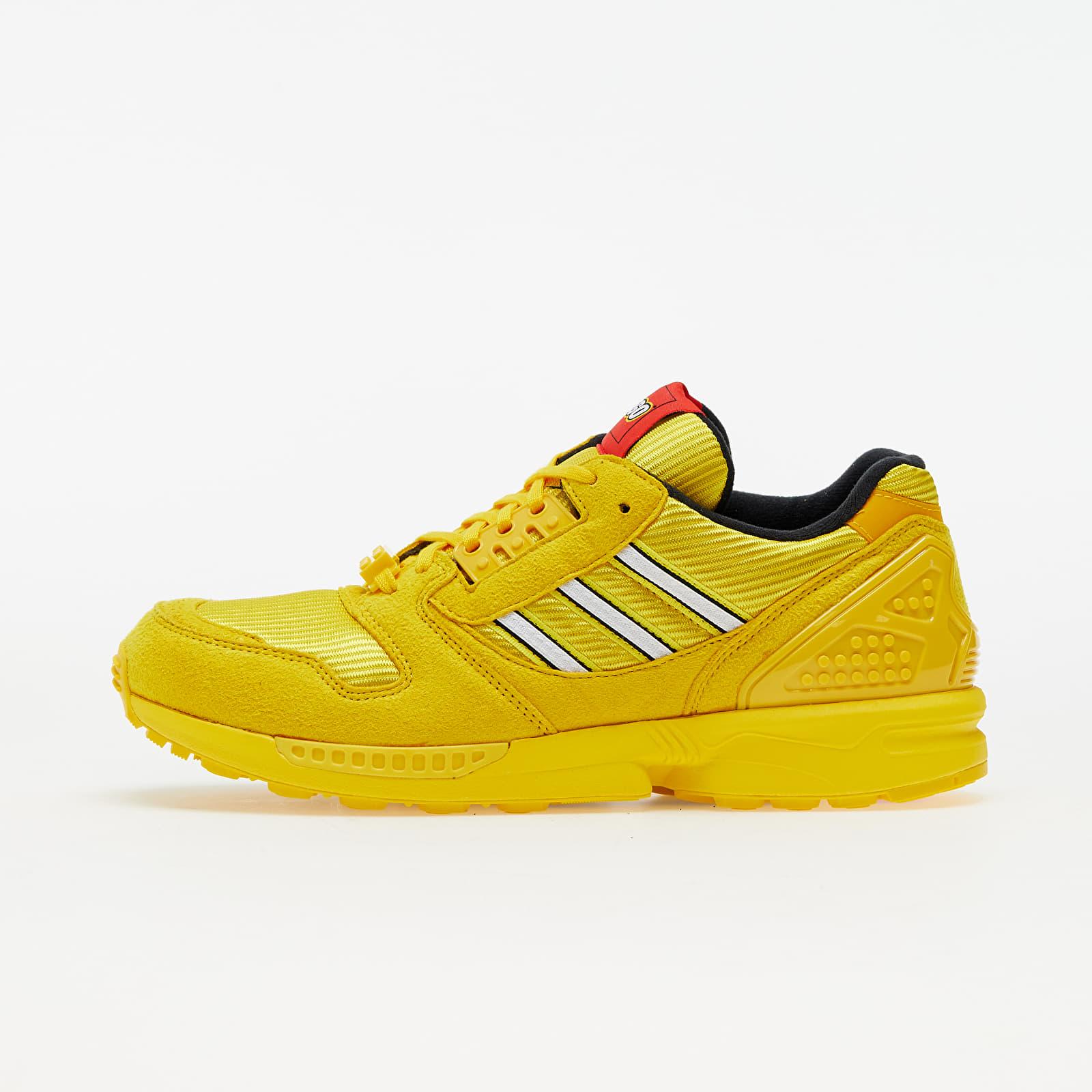 adidas ZX 8000 Lego EQT Yellow/ Ftw White/ EQT Yellow EUR 38