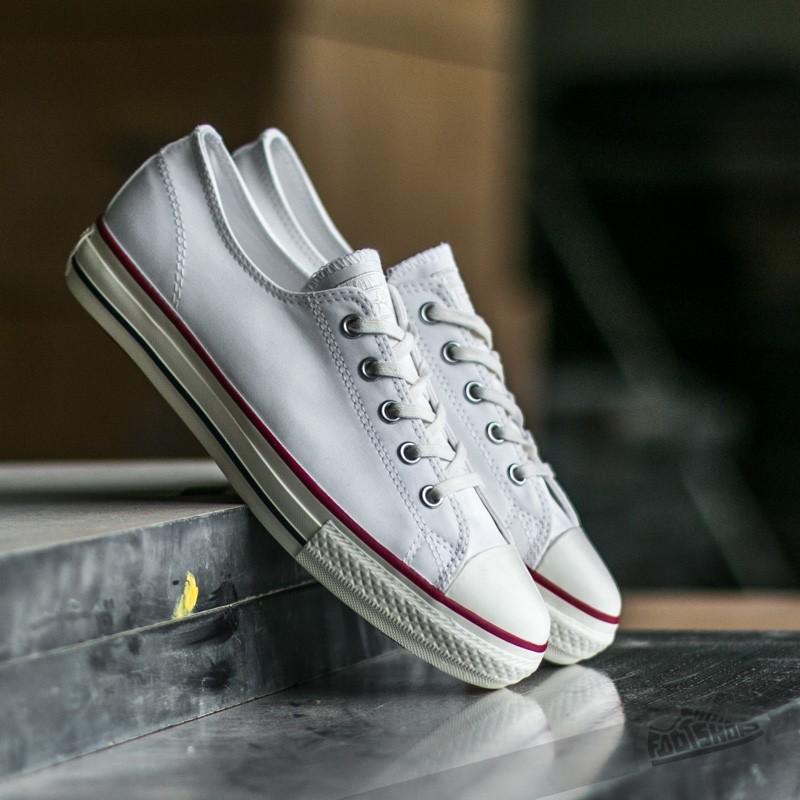 ddc7a1c854ba Converse Chuck Taylor All Star High Line OX White  Egret
