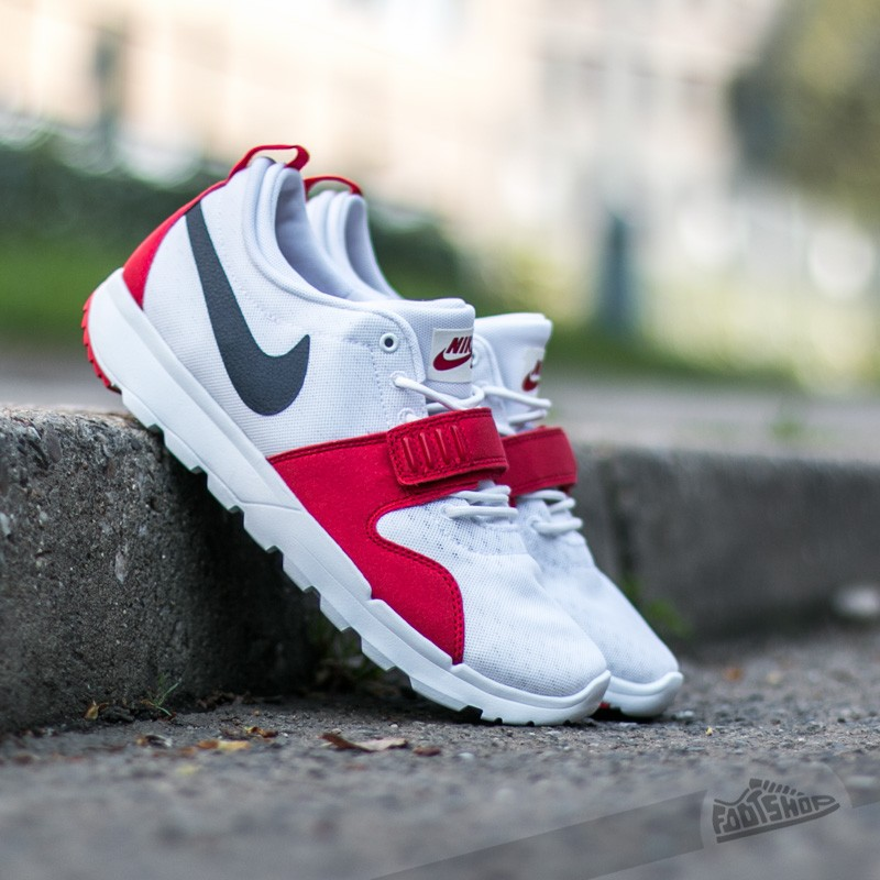 buy online ac59a 43c86 Nike Trainerendor White  Obsidian-University Red