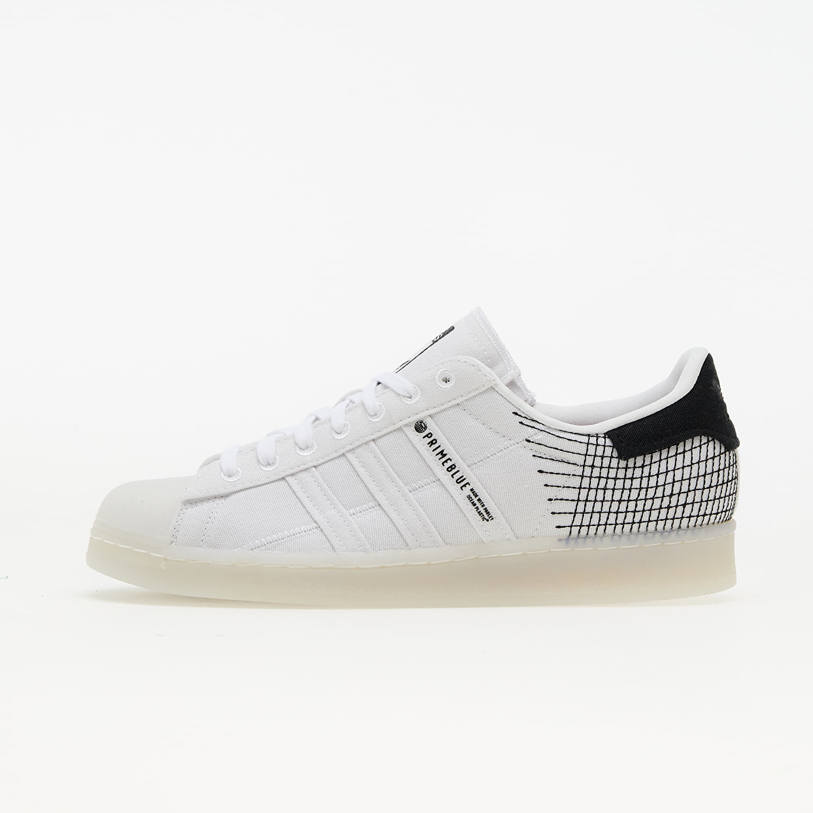 adidas Superstar Primeblue Core White/ Ftw White/ Core Black EUR 44