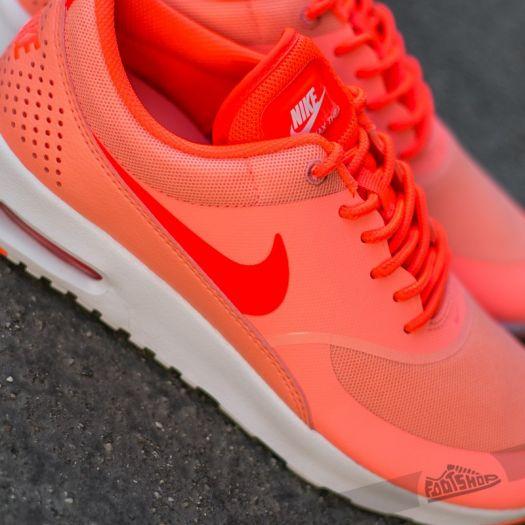 Nike Wmns Air Max Thea Atomic Pink Total Crimson White