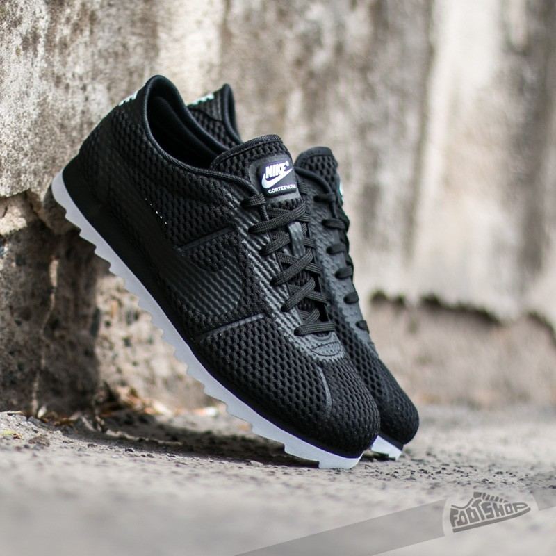 Nike W Cortez Ultra BR Black/ Cool Grey-White | Footshop