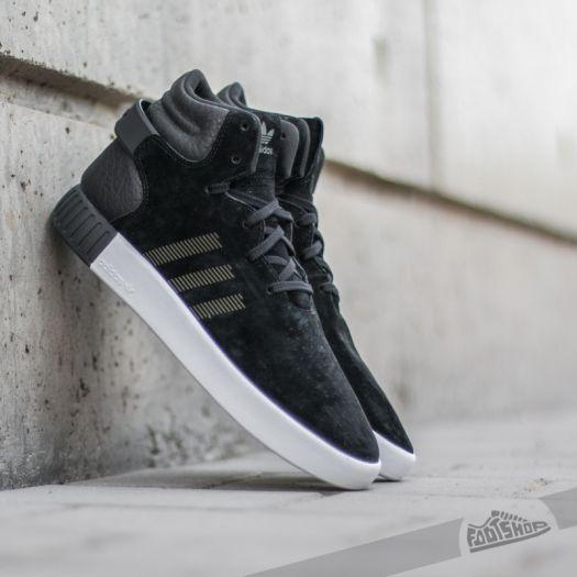 sports shoes 5d3ab 9570a adidas Tubular Invader Core Black/ Core Black | Footshop