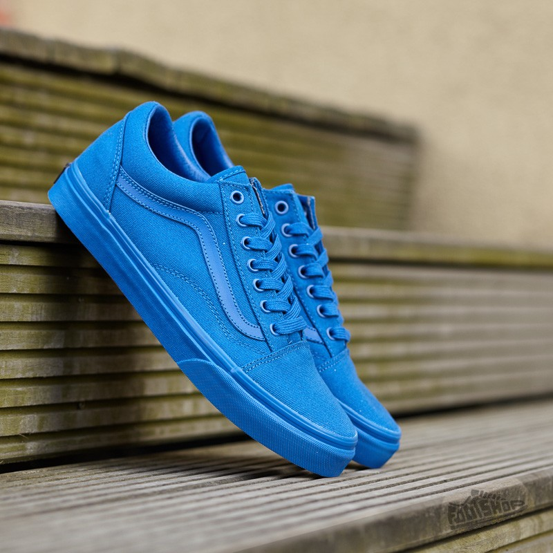 Vans Old Skool (Mono) Nautical Blue | Footshop