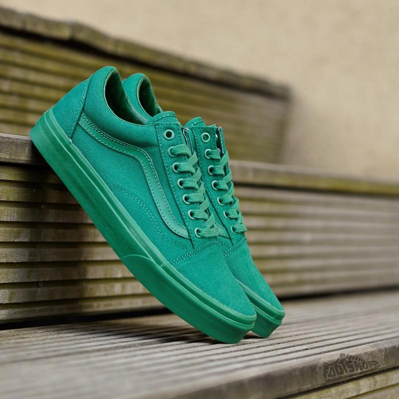 0a04f152ae Vans Old Skool (Mono) Verdant Green