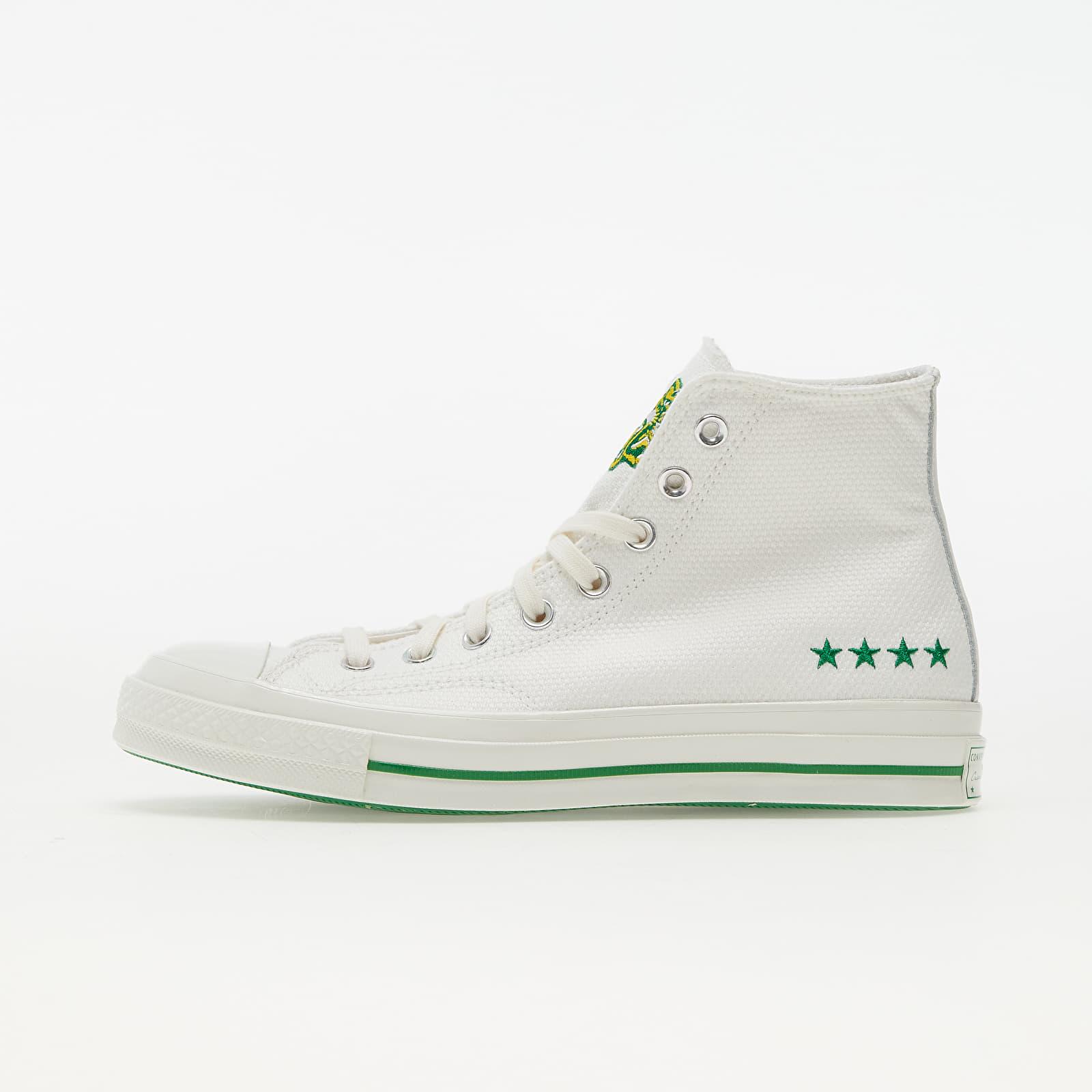 Converse Chuck 70 Vintage White/ Green/ Amarillo | Footshop