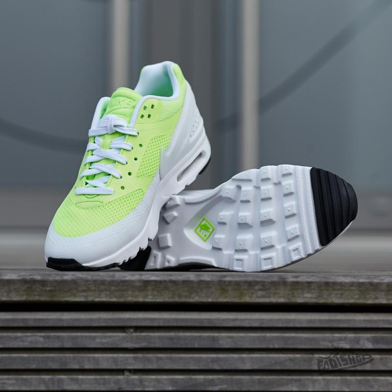 Nike WMNS AIR MAX BW ULTRA Frauen Laufschuhe Ghost Green
