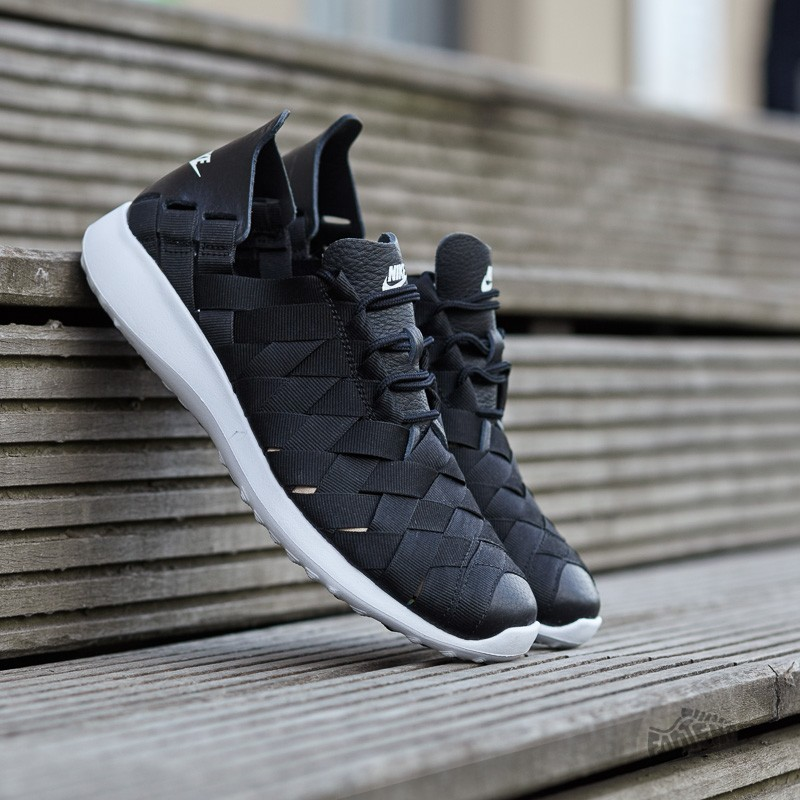 7a362fd6a942 Nike Wmns Juvenate Woven Black  Black-White