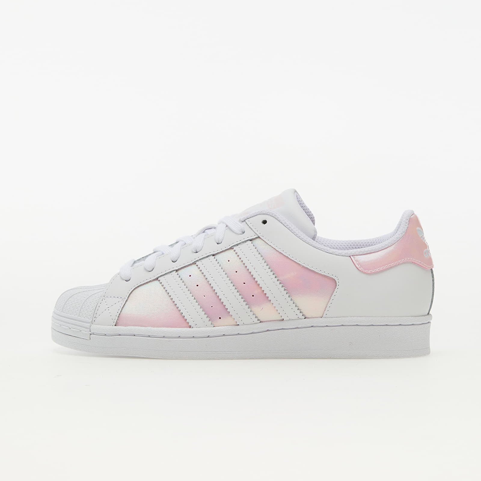 adidas Superstar W Ftw White/ Ftw White/ Clear Pink EUR 39 1/3