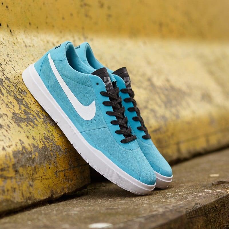 Nike Bruin SB Hyperfeel Gamma Blue  White-Black-Cool Grey ... 420bdbfec