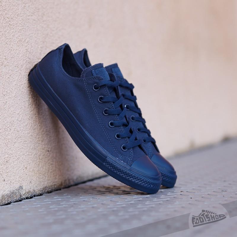 shoes Converse CTAS OX Navy/ Brown/ Navy