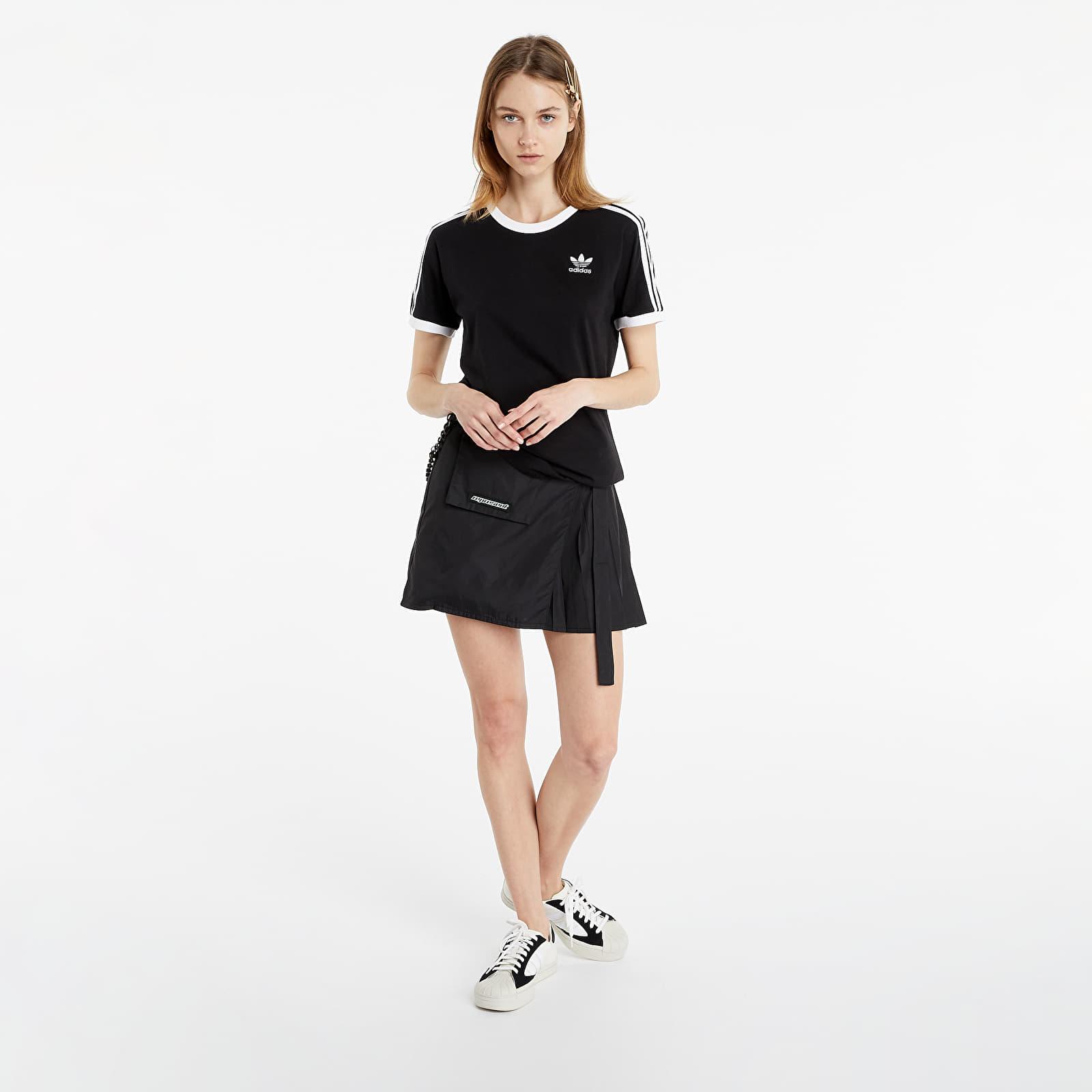 adidas Adicolor Classics 3 Stripes Tee Black M/40