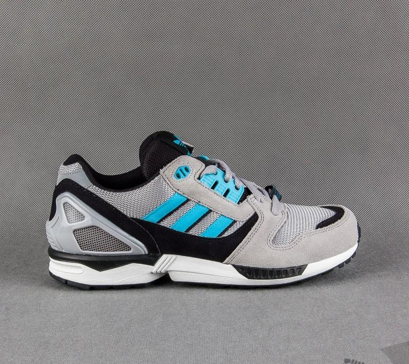 sports shoes 3dbbb c6e70 adidas ZX 8000 Alumin/Samblu/Whtvap | Footshop