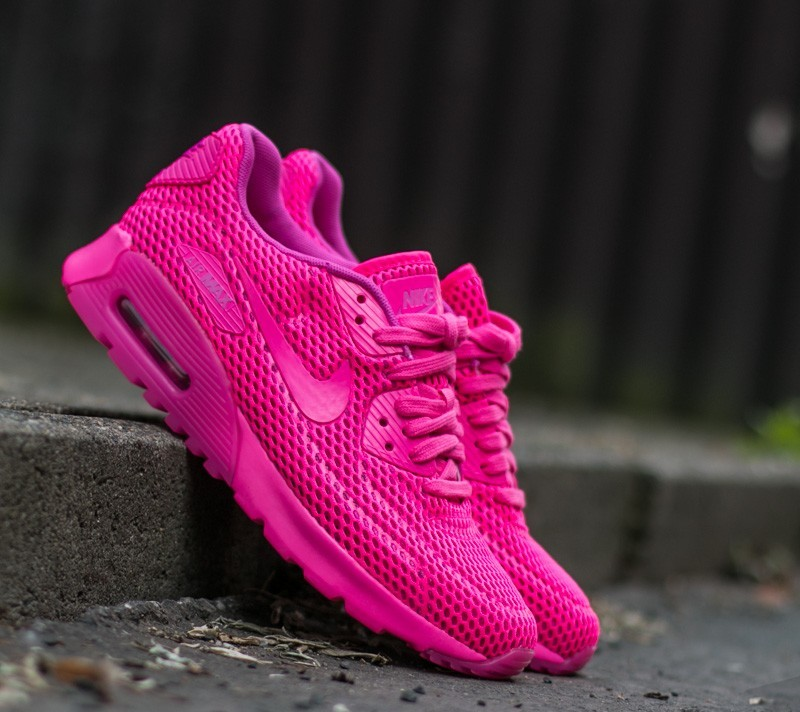 01d020fbf7542 coupon for nike w air max 90 ultra br pink blast fire pink 4131e 71349