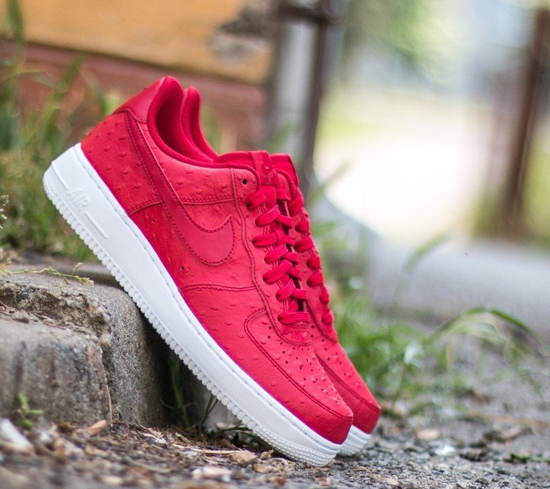 classic fit d4dce 85200 Nike Air Force 1 07 LV8 Gym Red Gym Red-White