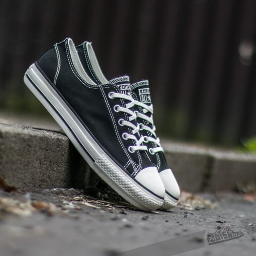 Converse CTAS High Line OX Black Black | Footshop