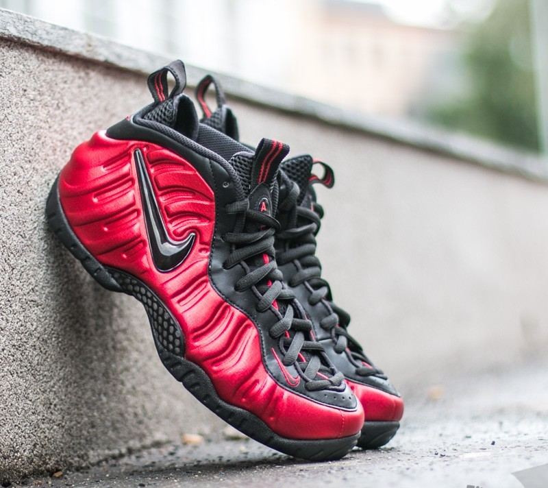 3f10f5bc43e Nike Air Foamposite Pro  University Red  University Red  Black-University  Red