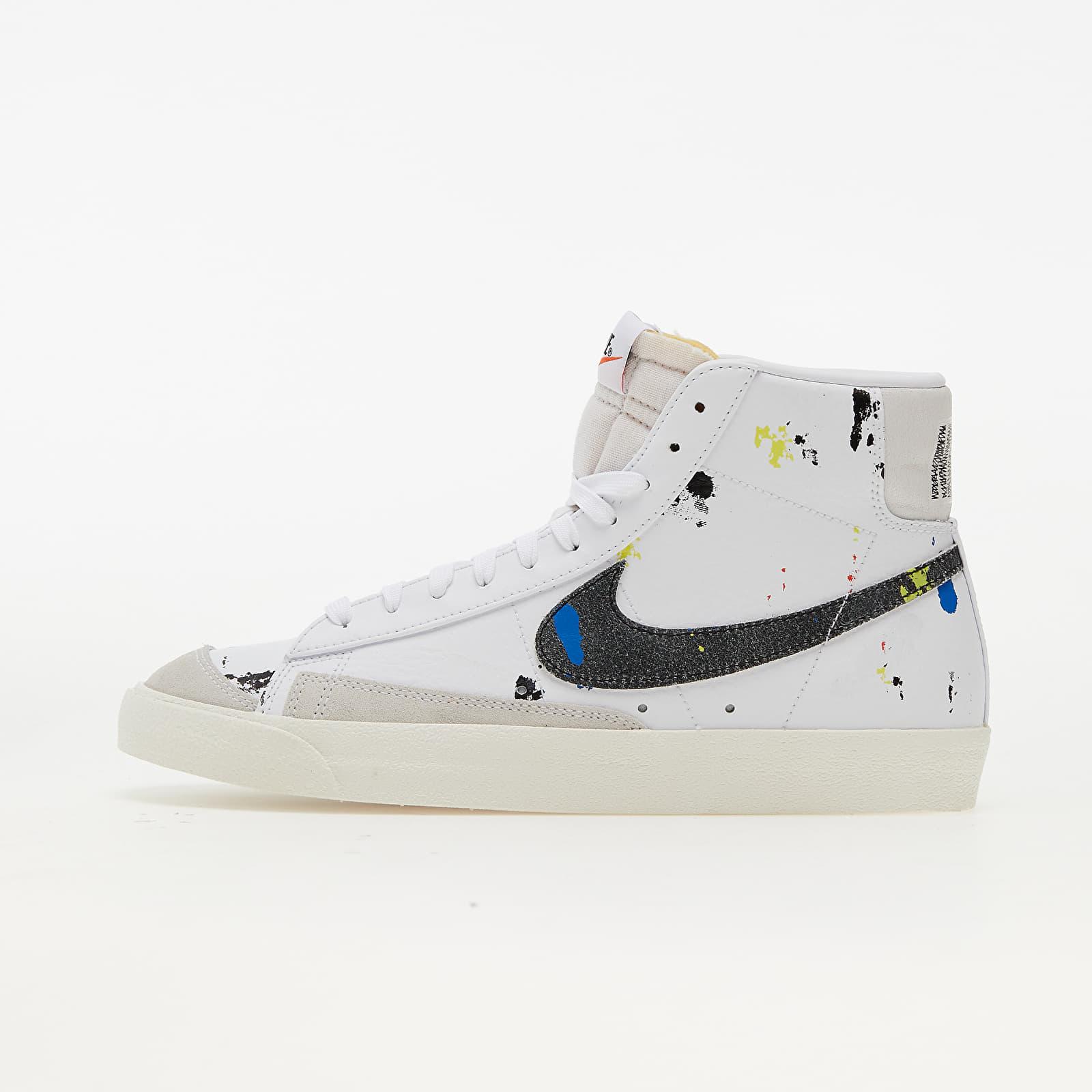 Nike Blazer Mid '77 White/ Black-White-Sail EUR 44