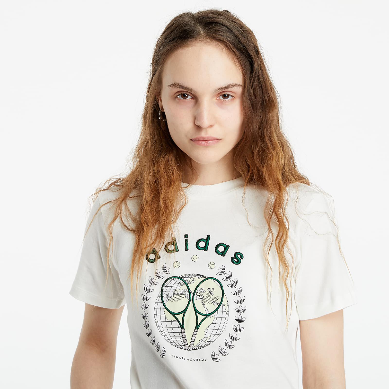 adidas Tennis Graphic Tee Off White S/34