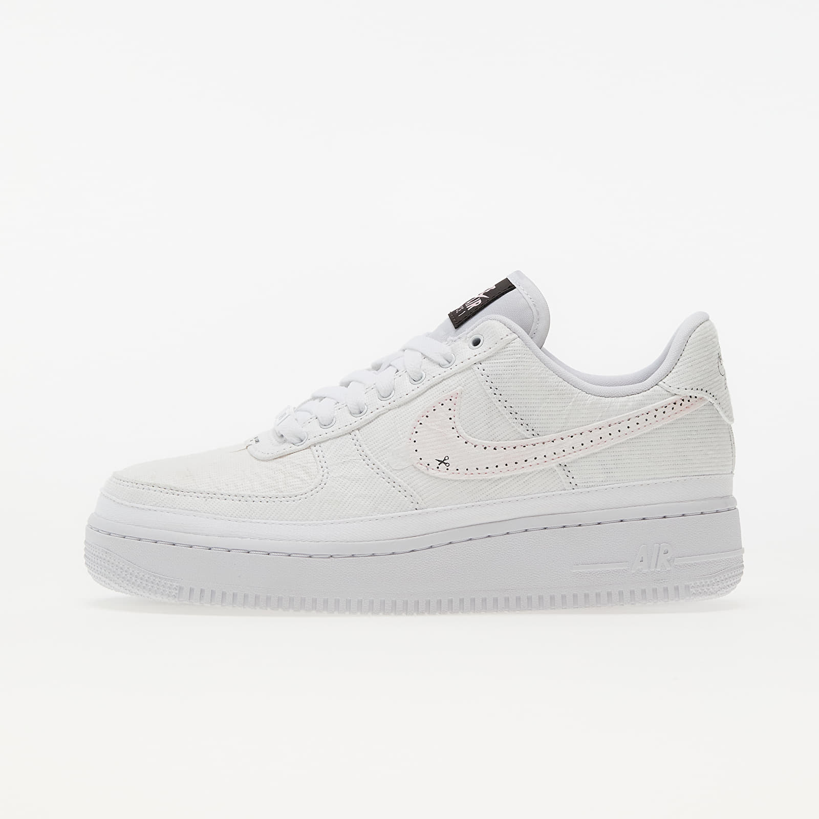 Nike Wmns Air Force 1 '07 Premium Fauna Brown/ Arctic Punch-Pale Vanilla EUR 39