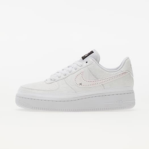 Nike Wmns Air Force 1 '07 Premium Fauna Brown/ Arctic Punch-Pale Vanilla | Footshop
