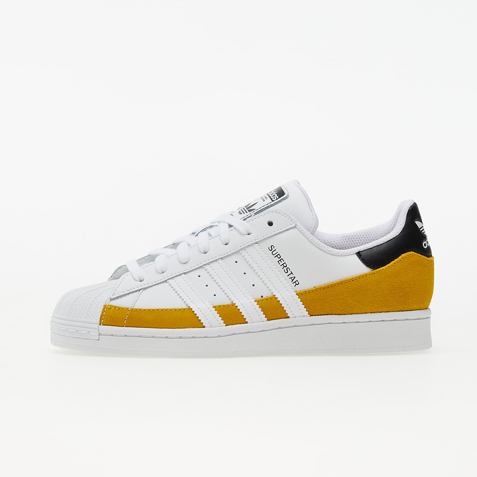adidas Superstar Haze Yellow/ Ftw White/ Core Black EUR 39 1/3