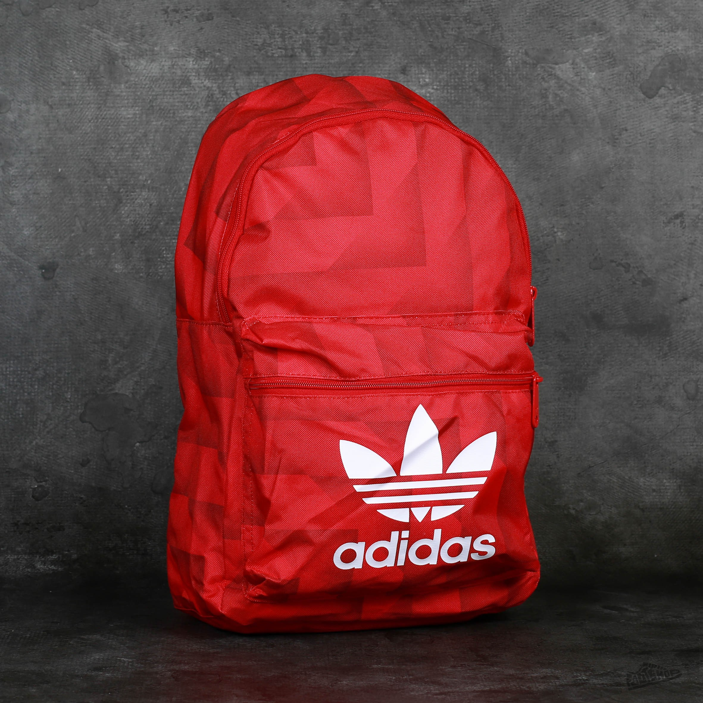 adidas Backpack FB Multicolor/ Power Red/ White