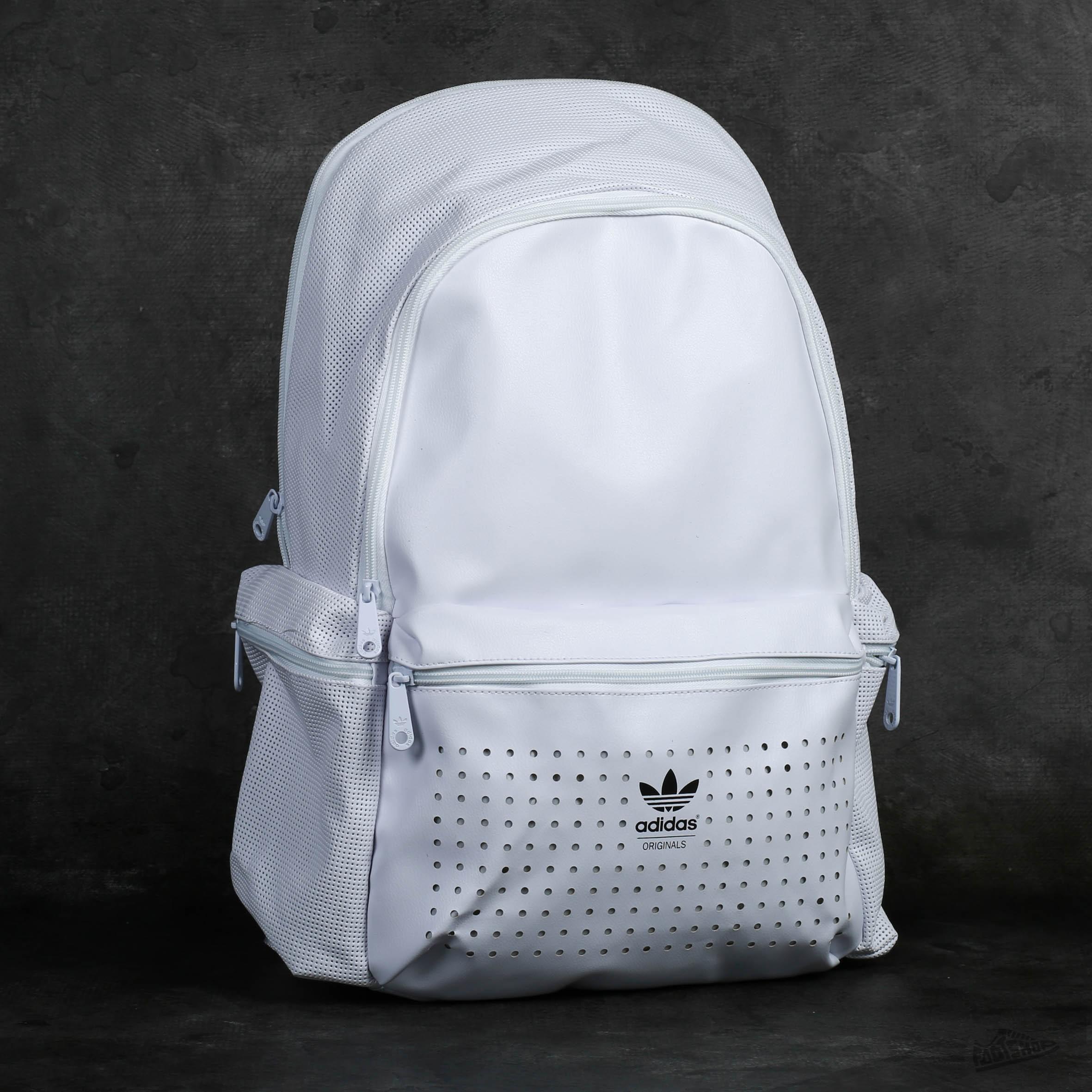 4910ffafcf9d adidas Backpack Tennis White