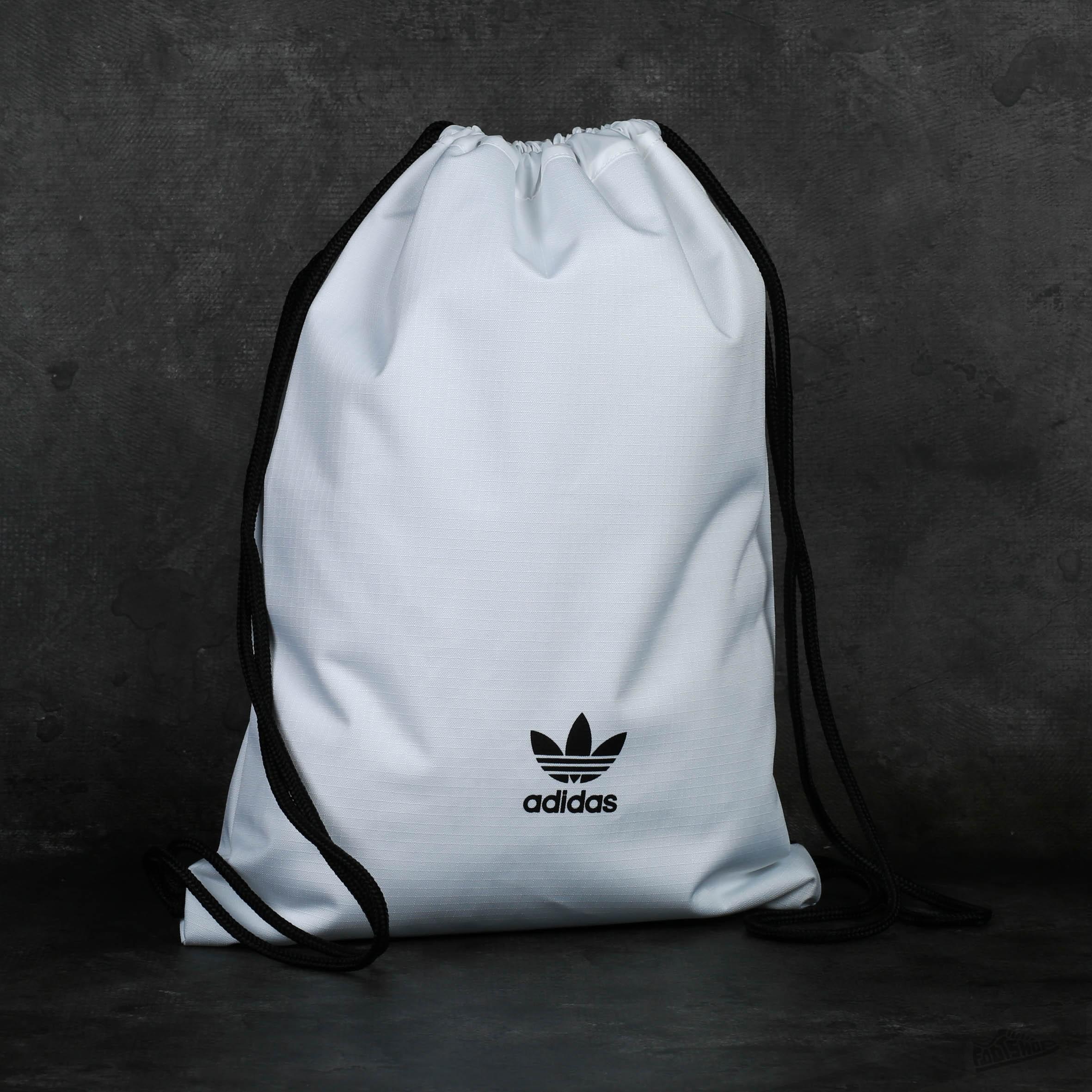 521225fbccbc adidas Gymsack White