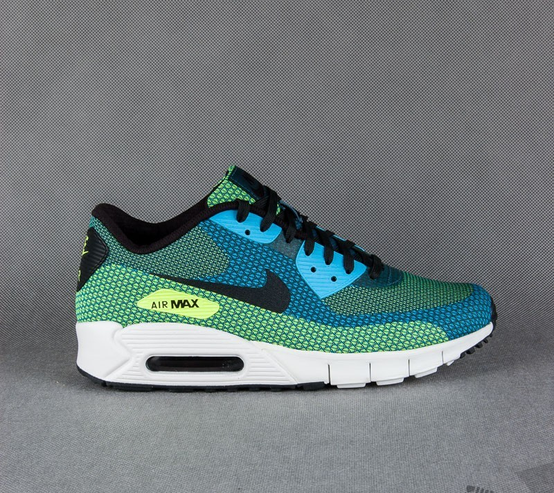check-out ba536 7dfb5 Nike Air Max 90 Current Jacquard Night Factor/ Black Vivid ...