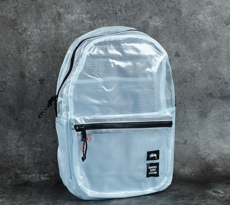 ad10a1c76457 Stüssy x Herschel Clear SP16 Lawson Backpack