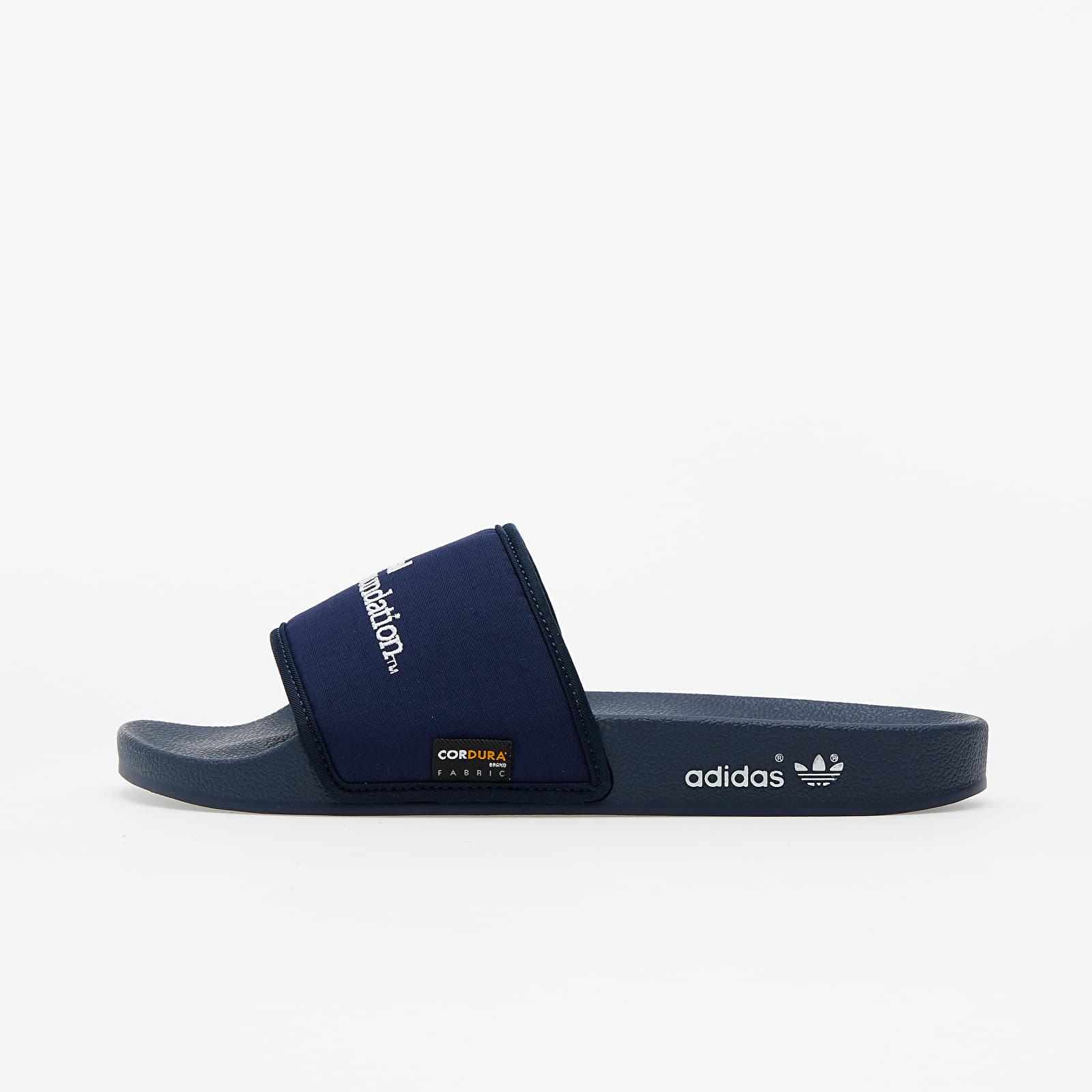adidas Adilette Collegiate Navy/ Ftwr White/ Collegiate Navy EUR 38