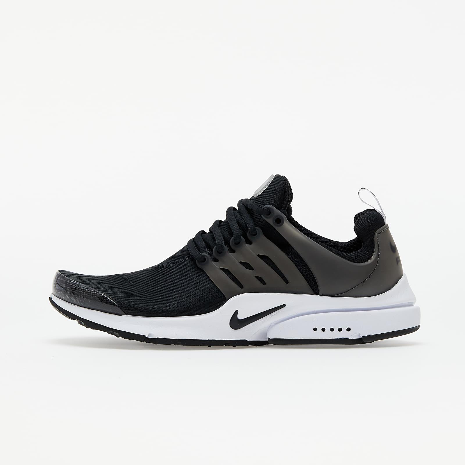 Nike Air Presto Black/ Black-White EUR 42.5