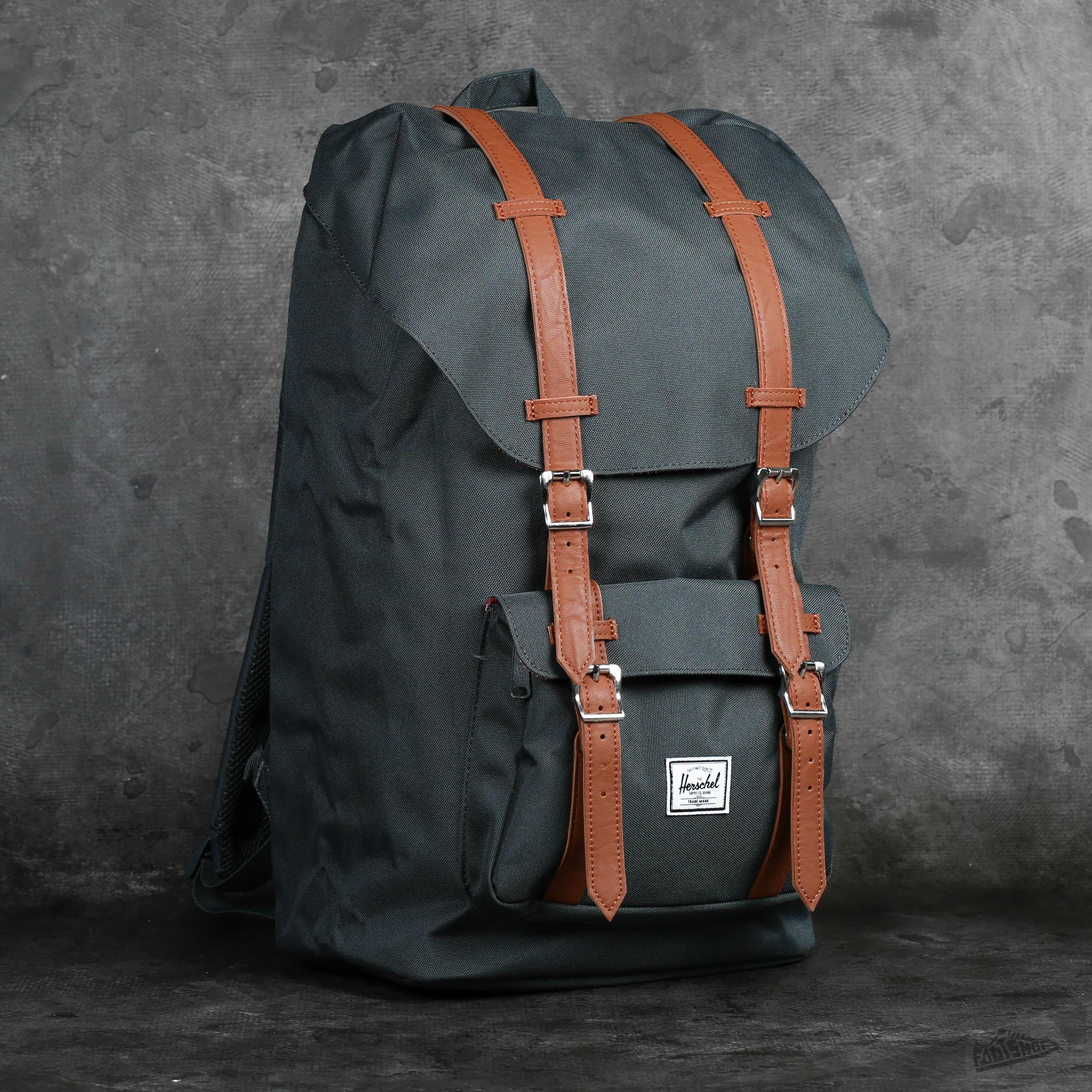 0821ebadf1 Herschel Supply Co. Little America Backpack Dark Shadow