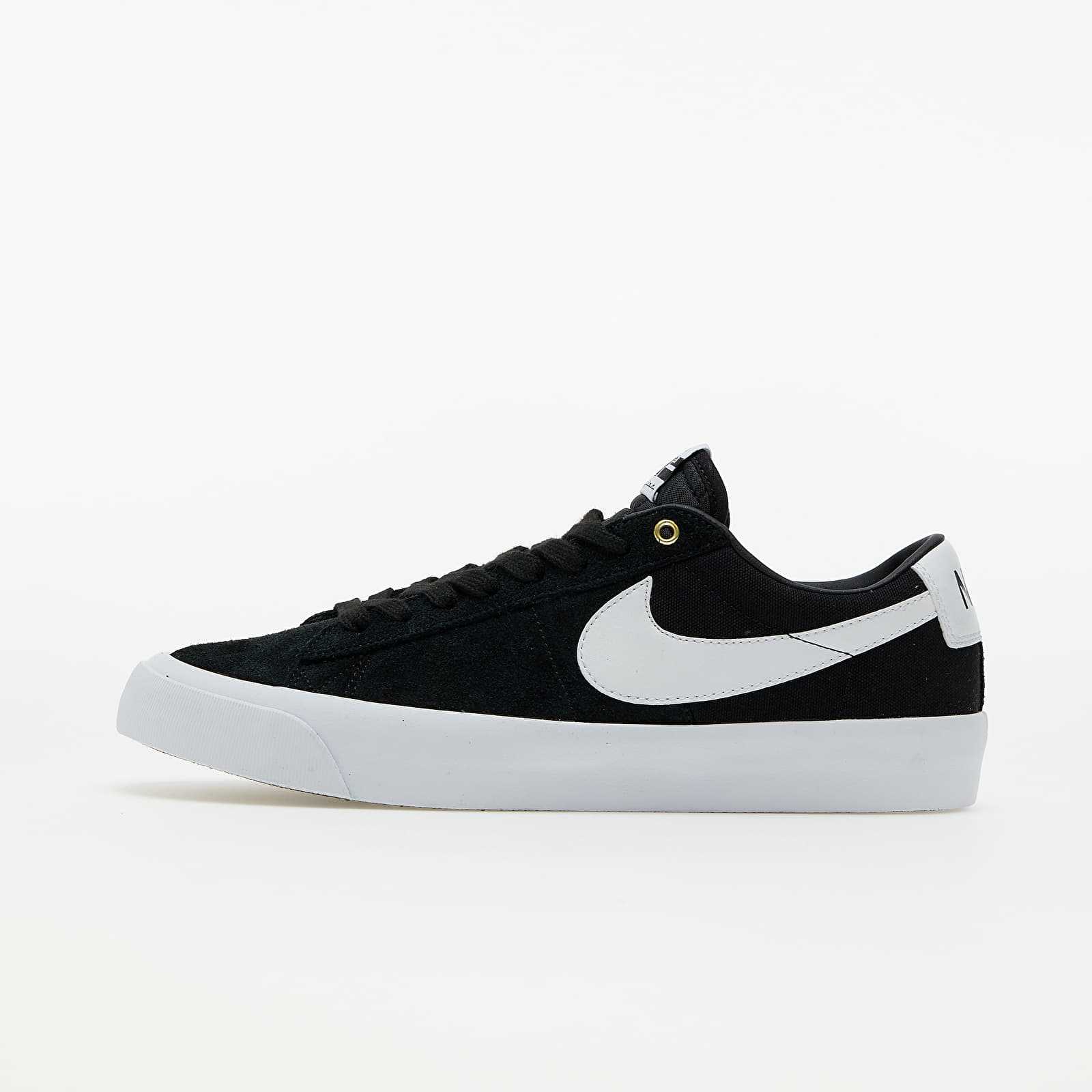 Nike SB Zoom Blazer Low Pro GT Black/ White-Black-Gum Light Brown EUR 40.5