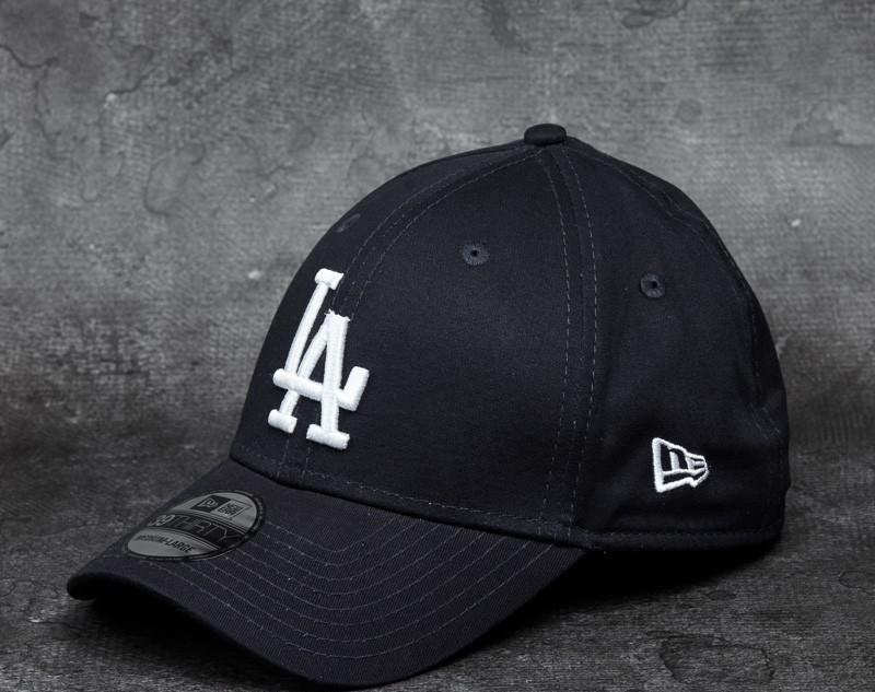New Era Cap 39Thirty Leaque Basic Los Angeles Dodgers Navy/ White, Blue