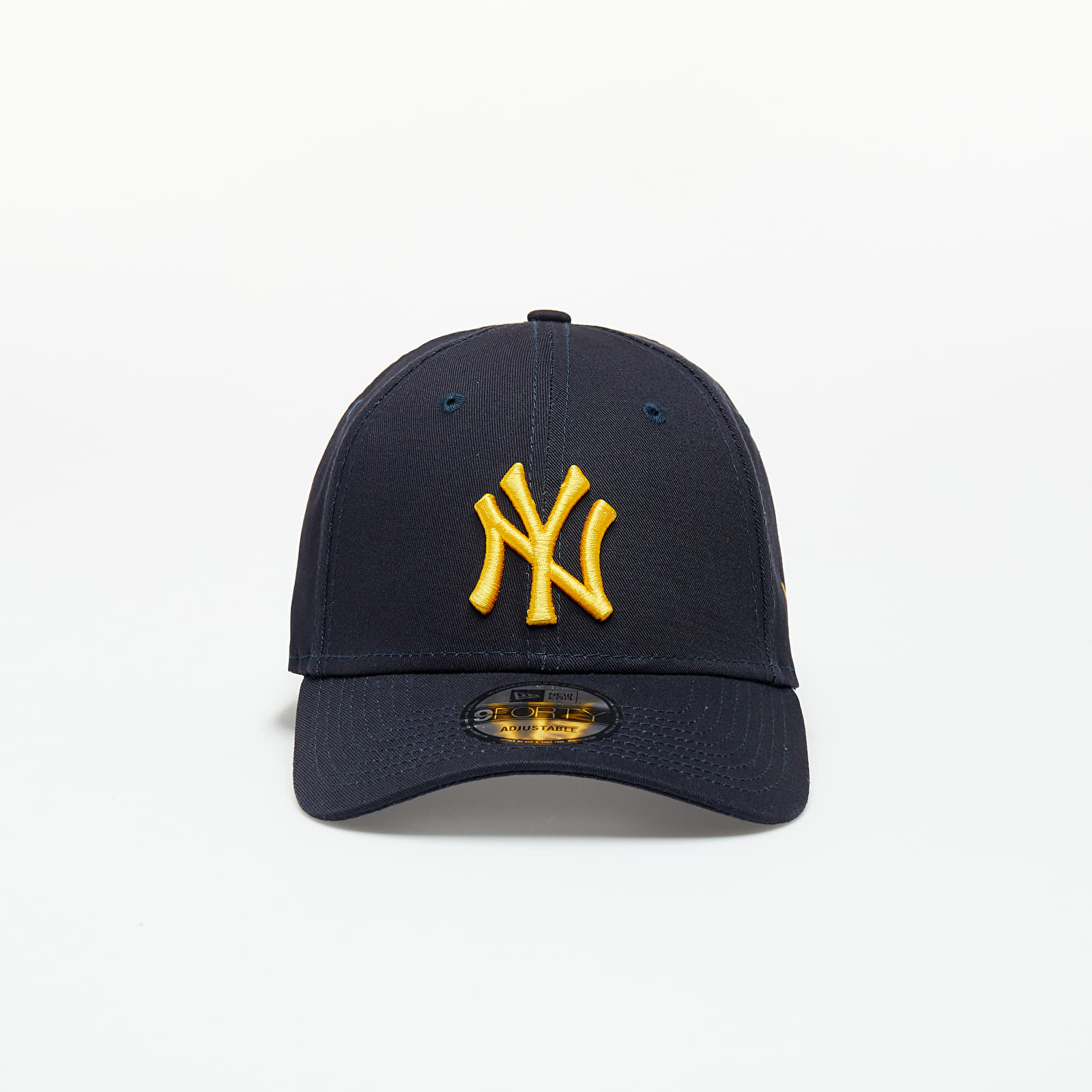 New Era 9Forty Mlb League Essential New York Yankees Navy/ Gold