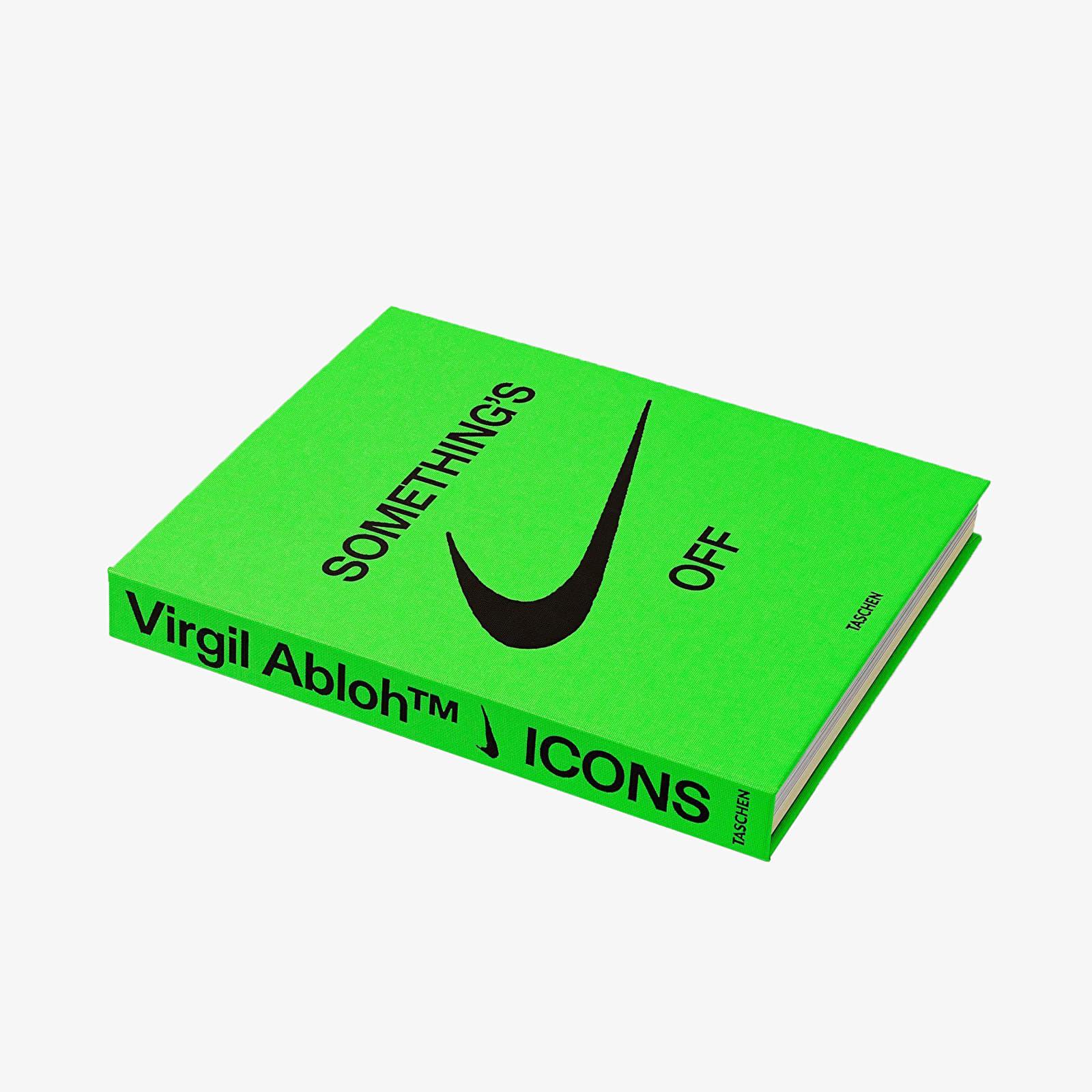 Virgil Abloh Nike Icons Something's Off Book Universal