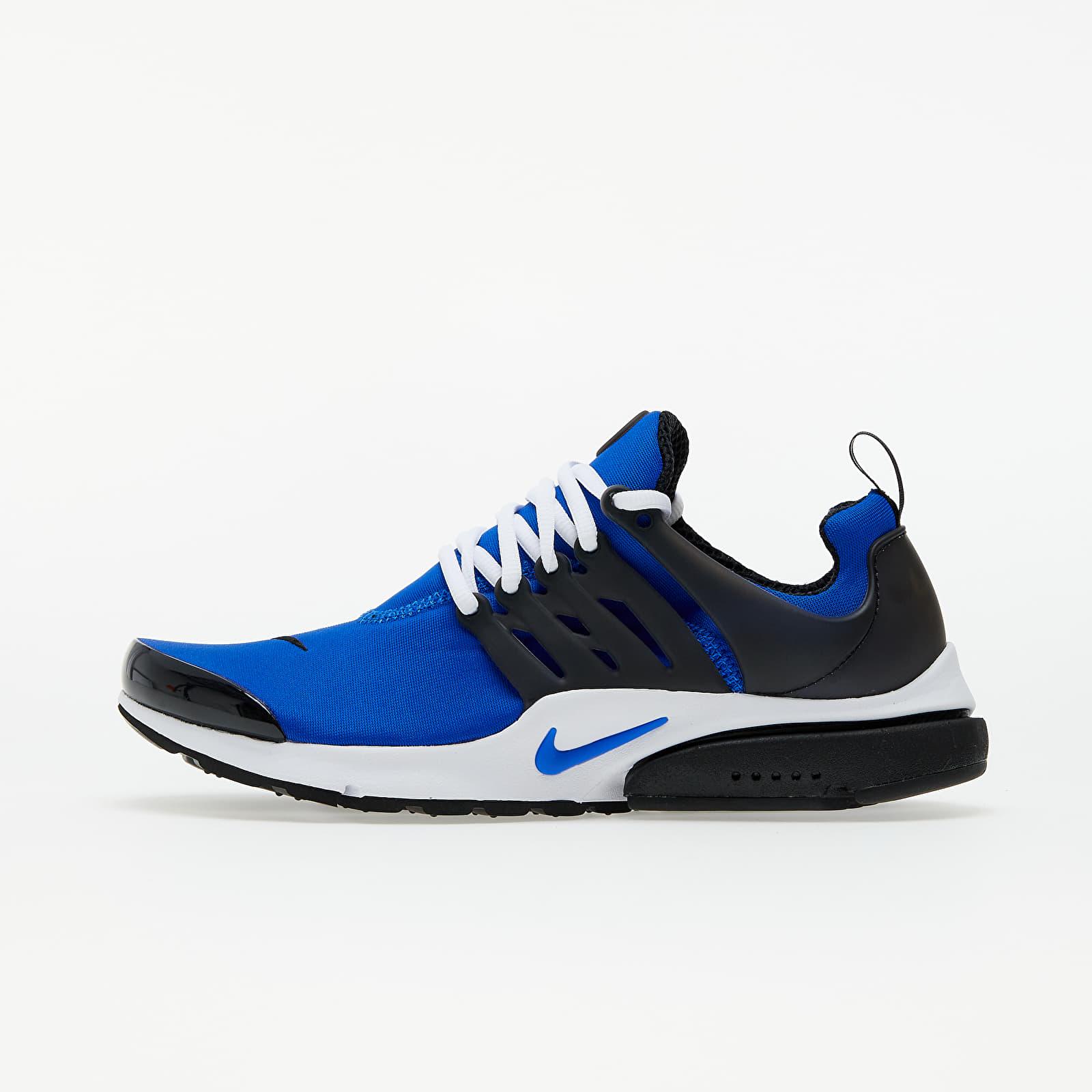 Nike Air Presto Racer Blue/ Racer Blue-Black-White EUR 40
