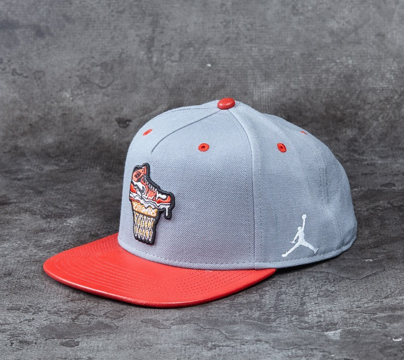 f539d0ac884 ... discount code for jordan ice cream pack snapback grey 3c22e 5f70e