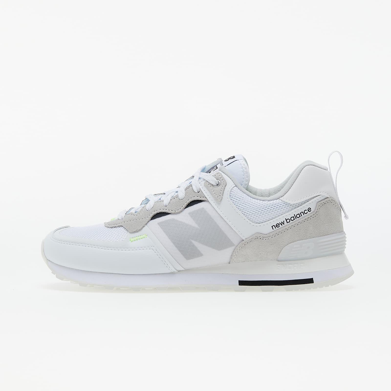 New Balance 574 White/ Grey EUR 41.5