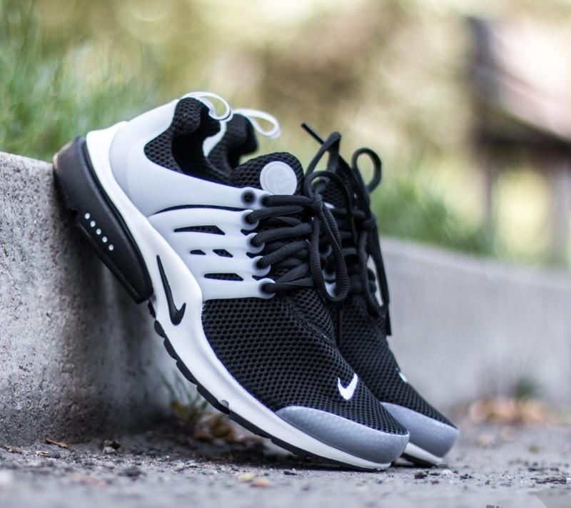 best website c4912 e747e Nike Air Presto. Black Black- White- Neutral Grey