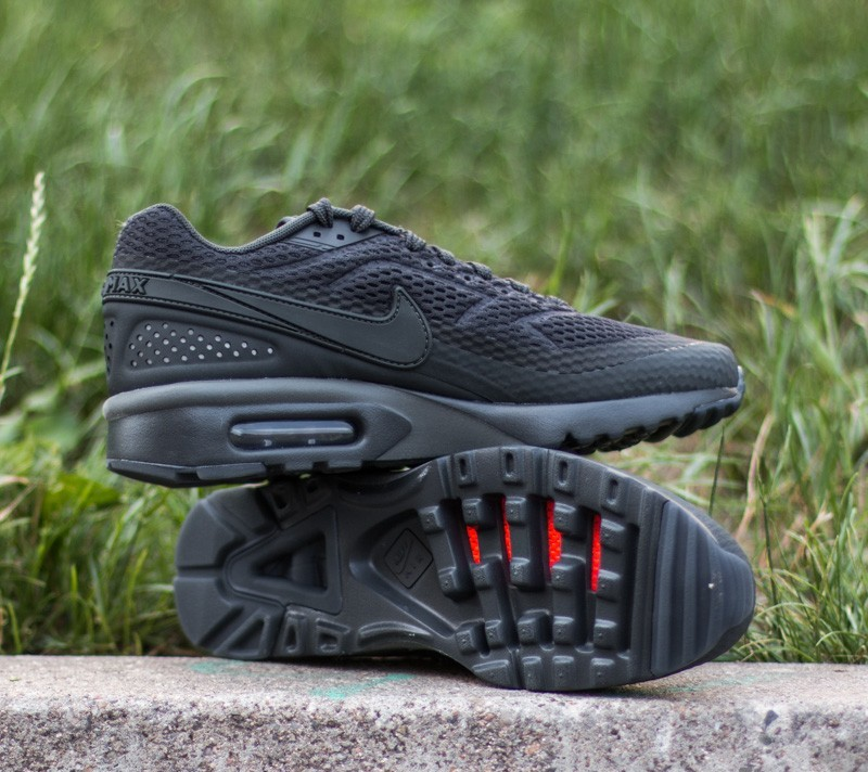 Nike AIR MAX BW ULTRA BREATHE AnthraciteAnthraciteWhite