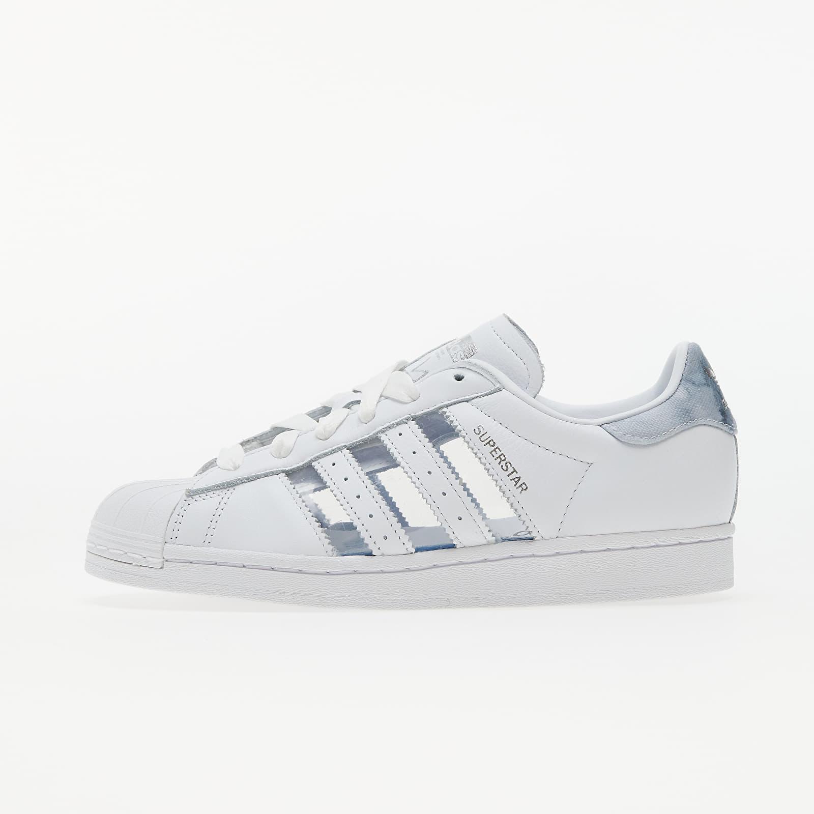 adidas Superstar W Ftw White/ Grey Three/ Ftw White EUR 41 1/3