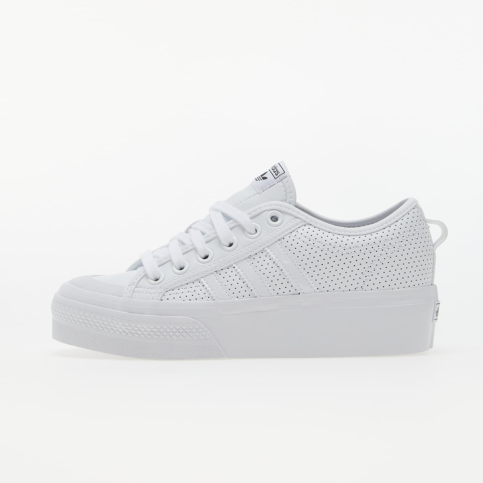adidas Nizza Platform W Ftw White/ Ftw White/ Core Black EUR 38