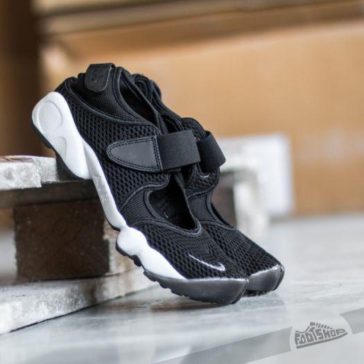 Nike Wmns Air Rift Breathe Black  Cool Grey- White  9a85cf8b2ef1