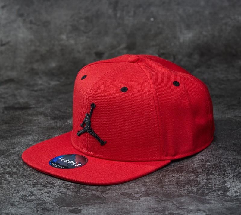 b5209919fc7 Jordan Jumpman Snapback Red