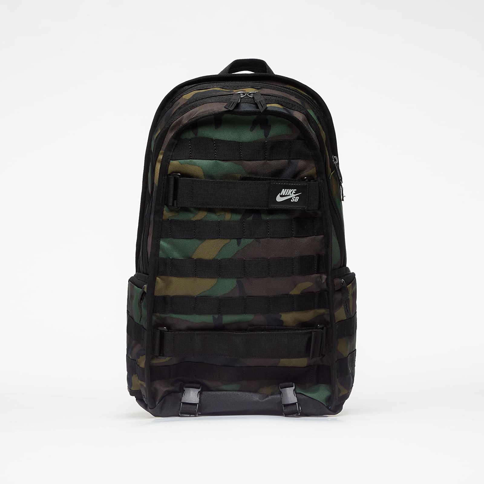Nike SB RPM Skate Backpack Black/ Black/ Black 26 litrov